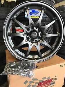 16 inch 5 stud patan fit to any vehicles. Summer Hill Ashfield Area Preview