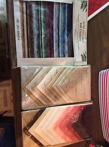 Set of three Quilting Fabric
