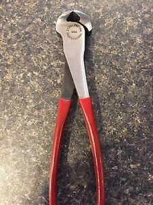 End Cutting Pliers