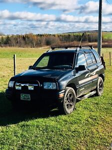 4WD Chevy Sports Tracker