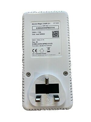 devolo Magic 2 WiFi 2-1 2400Mbps Powerline Adapter