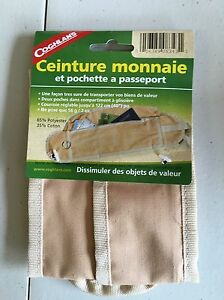 New: Money Belt, Luggage Tags, DK Travel Books Britain & Germany