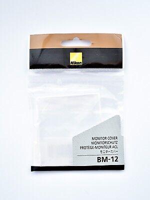 Protezione Display Copri Monitor LCD Nikon BM-12 ORIGINALE x D800 D810 D800E usato  Bologna