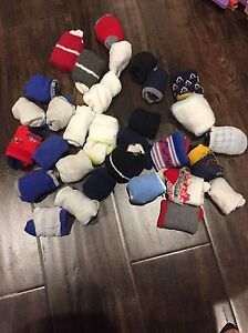 Assorted Socks size 0-12 months Cambridge Kitchener Area image 1