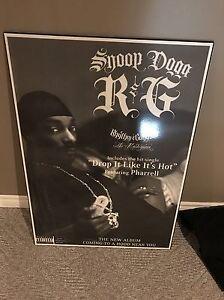 Snoop dogg hard poster