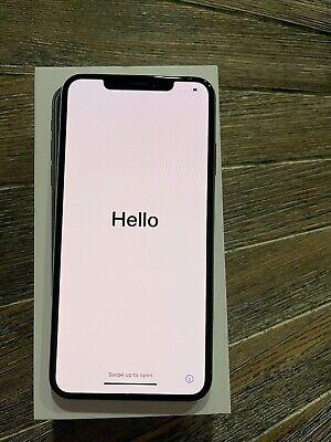 Apple iPhone XS Max - 256GB - Silver (Unlocked) A1921 (CDMA   GSM)