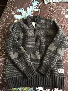 HBC Wool Sweater- almost NEW!
