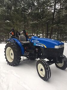 2011 New Holland Tractor