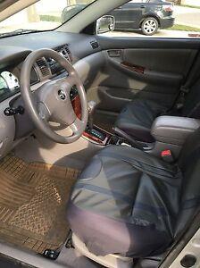Toyota Corolla-Dealer Maintained-New Cond/2 set rims/BackupCam Edmonton Edmonton Area image 3