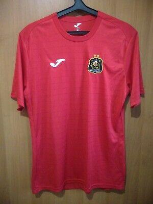 Dumbarton FC 1st Scottish Champion original Joma shirt jersey trikot Size L image
