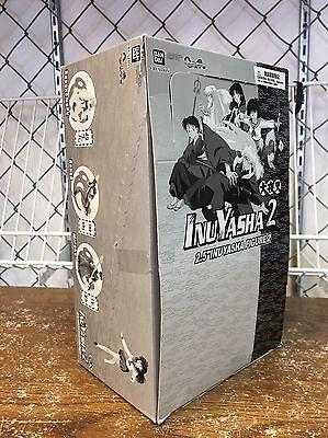 Bandai INUYASHA 2 12 Sealed Trading Figures In Original Box