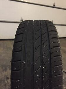 Low profile tires with alloy wheels 205/45R16 Gatineau Ottawa / Gatineau Area image 3