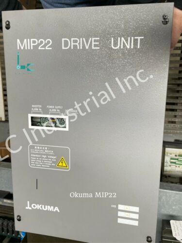 Okuma Mip22 Ac Spindle Drive *evaluation Service*