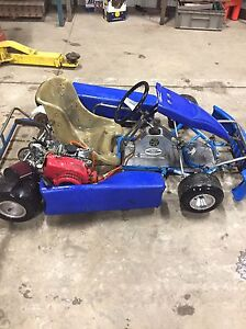 Gx160 go kart trade for mini bike or cash