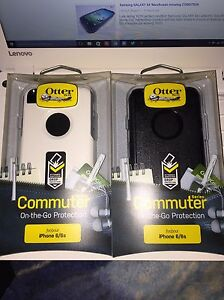 TWO IPHONE 6/6s OTTER BOXES Windsor Region Ontario image 1