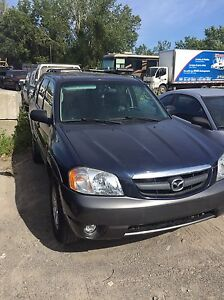 2003 Mazda Tribute 4X4  110,000KM!!! Low Km. FULLY EQUIPPED