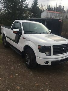 2014 FORD F150 TREMOR 4x4