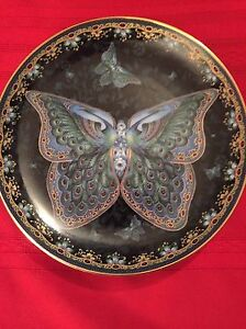 Collector Plate - Enchanted Wings