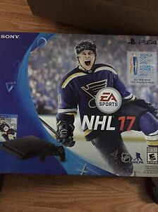 BRAND NEW PS4 NHL 17 EDITION NEVER OPENED