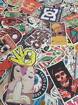 Sticker Pack (20 piece) Graffiti Sticker Decals Vinyls for Laptop Car Phone Kids