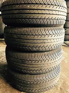 195/65R15 set of  4 Excellent Tyres 95 % tread on it Summer Hill Ashfield Area Preview