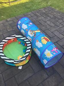 Tunnel and play pen Adamstown Newcastle Area Preview