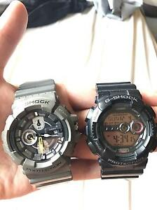 2 Casio G Shock Watches Hillsdale Botany Bay Area Preview