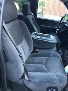 2002 Chevy Avalanche Seats