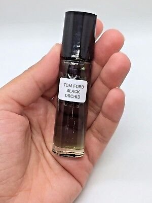 Black Orchid by Tom Ford Type Perfume Body Oil 0.3oz 10ml Roll On for Men Women