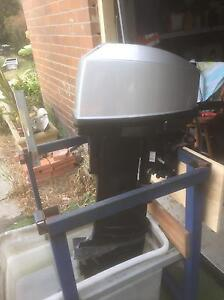 25 hp mariner outboard 99 model Elanora Heights Pittwater Area Preview