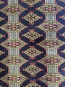 Navy and red persian rug very large Kings Cross Inner Sydney Preview