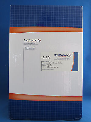 4 Silicycle Silica Gel 330g Flash Chromatography Cartridges Flh-r10030b-iso330