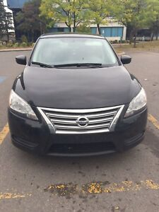 2014 Nissan Sentra SV, $1000 incentive + accessories