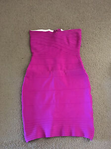 Bandage Dress *Never Worn* Shelley Canning Area Preview