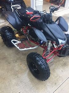 2007 TRX 450r trade for toolbox with tools London Ontario image 7