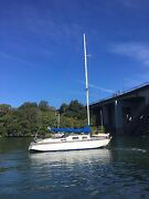THUNDERBIRD 26 CLASSIC RACING SAILING YACHT Manly Manly Area Preview