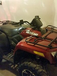 2013 arctic cat 550 ltd