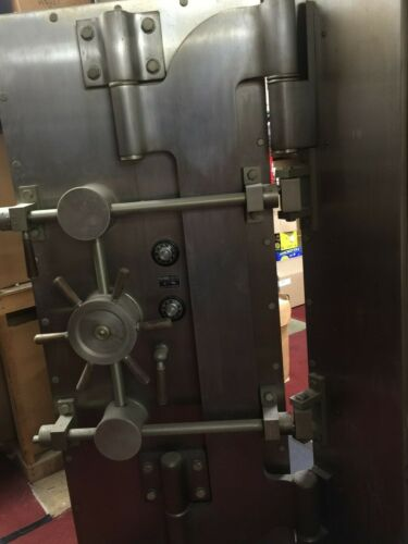 Vault Door Complete Vintage Hermann Safe Co./Price includes shipping and install