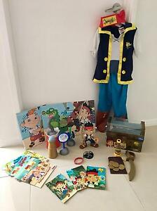 Jake & the Neverland Pirate toy bundle Burleigh Waters Gold Coast South Preview