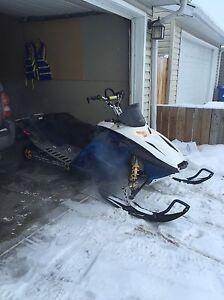 """2007 Ski-Doo Mxz Renegade 800 136"""""""
