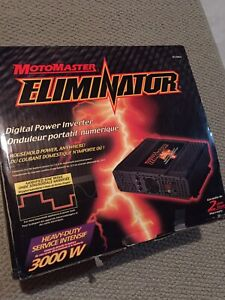 Motomaster Mobile Power Inverter