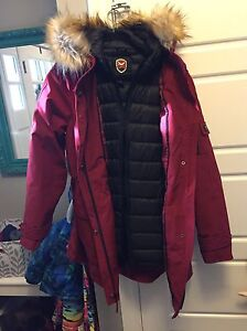 1 Madison Expedition women's XL winter coat