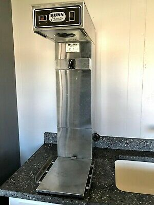 Bunn Tu3 Automatic Commercial Iced Tea Brewer Maker