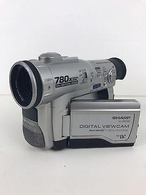 Видеокамеры Sharp VL-WD255 VL-WD255U MiniDv Mini