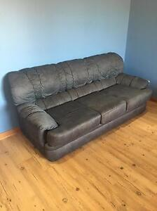 3 seater lounge & 2 couches Whyalla Whyalla Area Preview