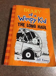 Diary of a Wimpy Kid The Long Haul for SALE!!