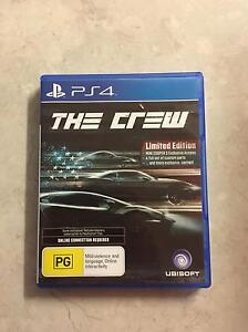 The crew PS4 Encounter Bay Victor Harbor Area Preview