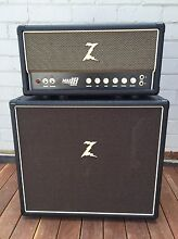 Dr Z Maz 18 Jr. boutique hand wired amp with 2 x 10 cabinet. Queens Park Eastern Suburbs Preview