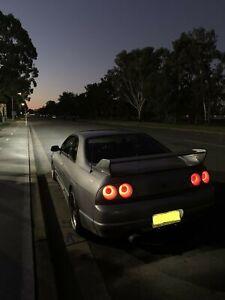 Built Nissan Skyline R33 GTS-T Series 2