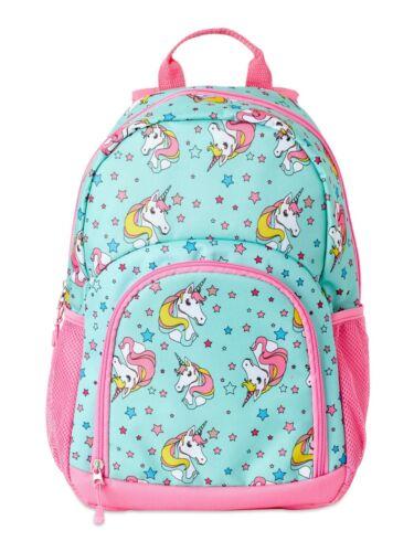 "Kids UNICORN Backpack School Book Bag Toddler Preschool 15"" NEW"